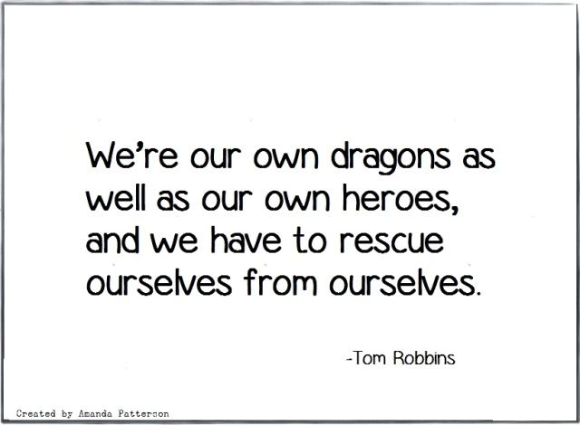 Quotable - Tom Robbins