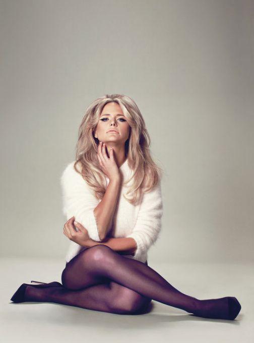 Miranda Lambert great songs, rocks her curvy body like nobody's biz.