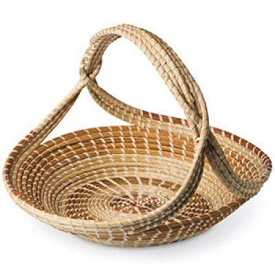 Charleston Goods: Sweetgrass Basket