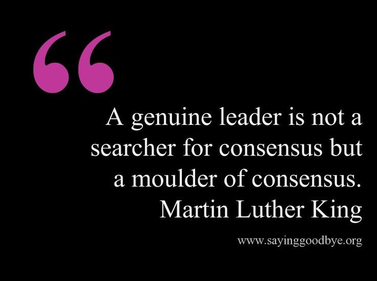 #Martin #LutherKing #Leader