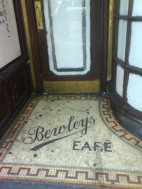 Bewleys Tea, Grafton Street, Dublin, Ireland