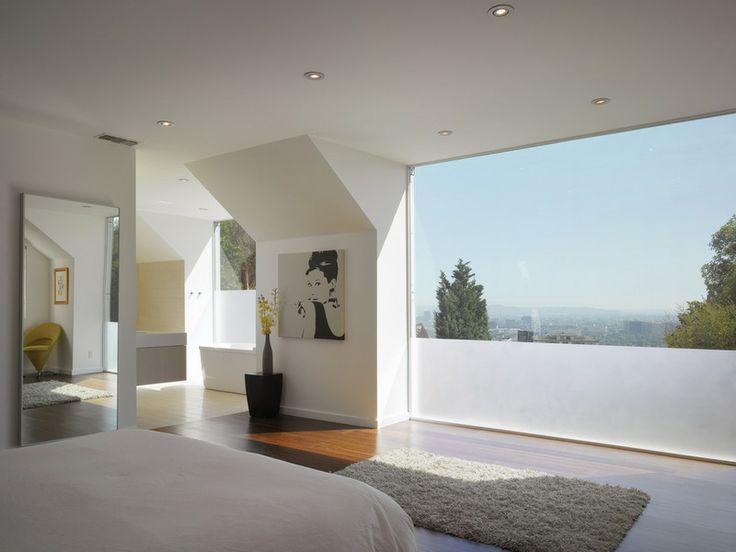die 73 besten bilder zu architecture auf pinterest ... - Wohnung Mit Minimalistischem Weisem Interieur Design New York