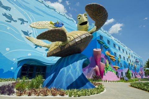 Orlando - Hotel Disney's Art of Animation 3*+