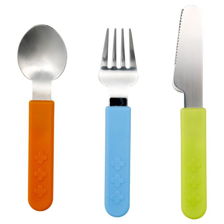 SMASKA 3-piece cutlery set - IKEA