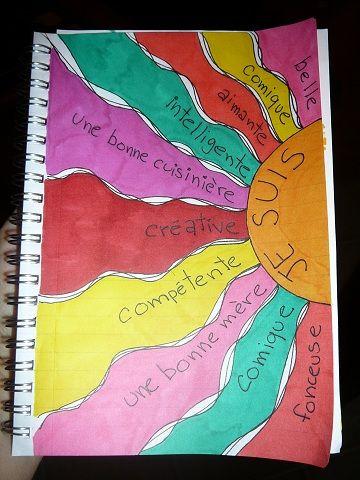 Depuis peu j'ai découvert sur quelques blogs, notamment chez Maman Pomme, l'idée du journal créatif ou du « smash book ». À la fois journal intime, cahier de croqu…