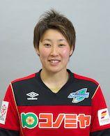 スペランツァFC大阪高槻の選手。GKの大野 麻耶