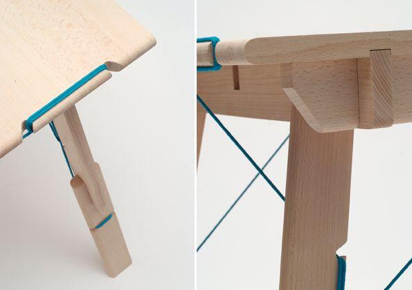 Cleat la rocking chair en DIY par Tom Chung - Blog Esprit Design