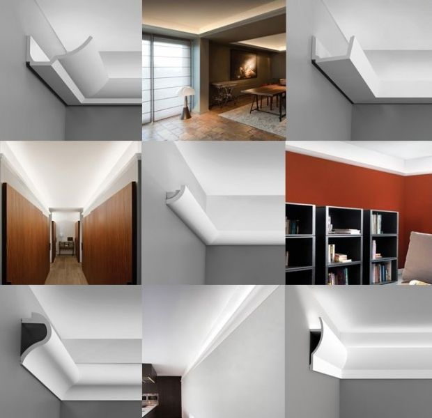 Indirekte Beleuchtungselemente schaffen in Wohnungen, Geschäften, Büroräumen und Hotels eine angenehme Atmosphäre. Mit Lichtleisten setzen wir für unsere Kunden neue Akzente und …