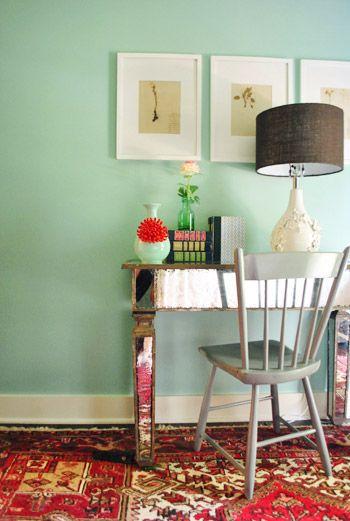 Vase colour combination