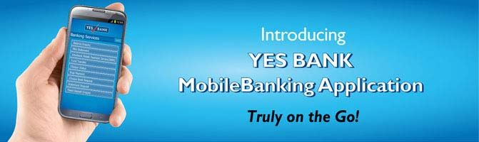 YES BANK mobile banking application makes your banking easier at your fingertips. Phone banking is the most reliable way of maintaining your accounts while travelling and even at the office or home.  For more info about phone banking service by YES BANK visit: http://www.yesbank.in/branch-banking/yes-touch/mobile-banking.html