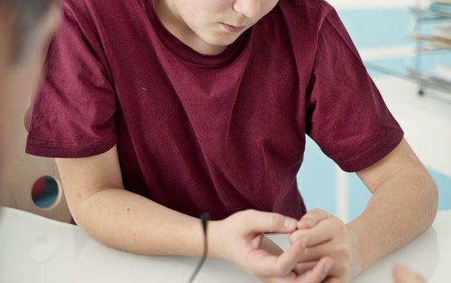 Solo al 20% dei #bambini viene diagnosticata la #malattia e questa trattata nel modo adeguato. www.helpeople.it  #psichiatria #minori #depressione