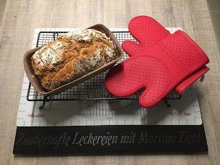 Zauberhafte Leckereien mit Martina Ziehl: Quickly-Brot aus dem Zaubermeister von Pampered Ch...