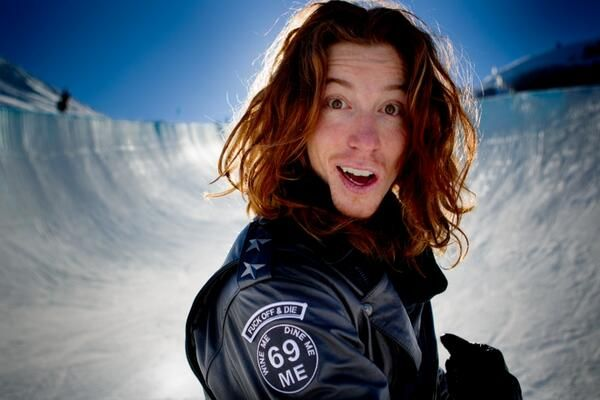 Shaun White (shaun_white) on Twitter
