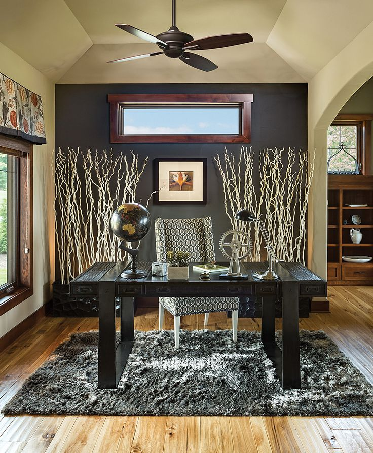 an african novel home office colors home decor office on home office color schemes id=66529