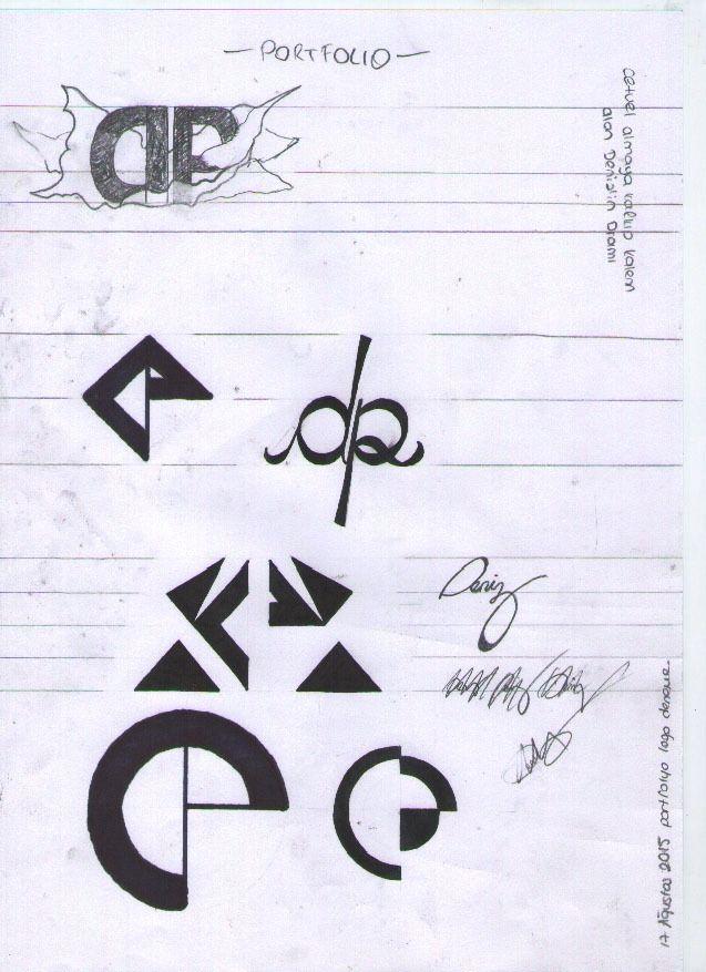 Illustration, logo, scanner, black and white