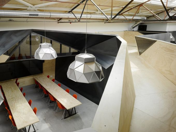 Red Bull's New Headquarters – Amsterdam - The Cool Hunter