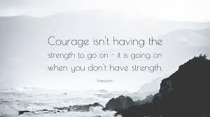 Resultado de imagen para Courage