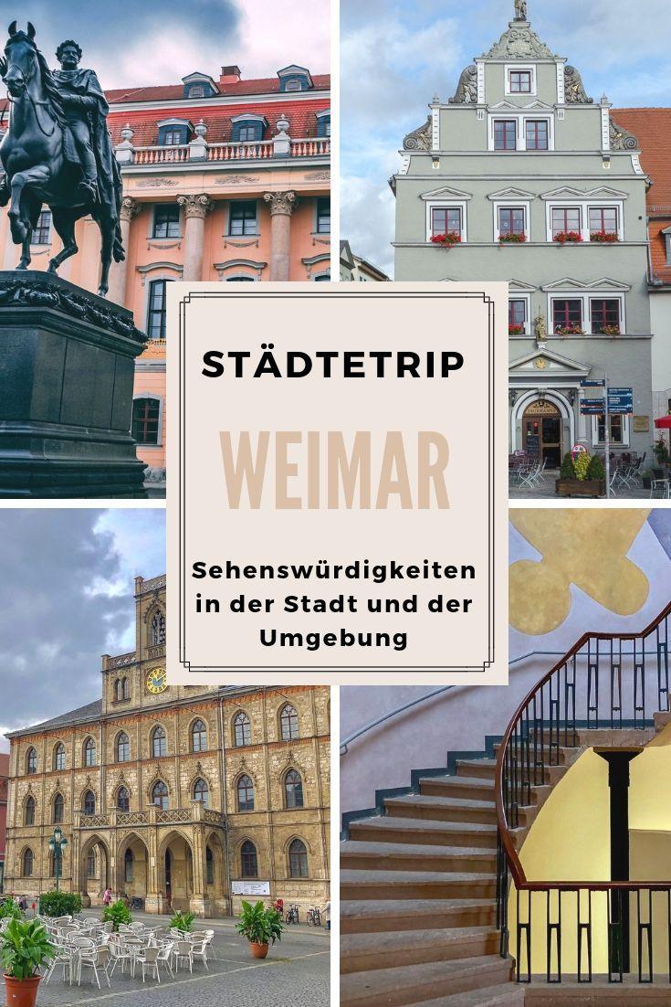 Sehenswurdigkeiten Weimar Highlights Fur Deinen Stadtetrip North Star Chronicles Reisen Deutschland Weimar Weimar Sehenswurdigkeiten