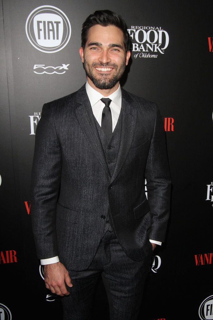He'll play author Boyce Fox, who works alongside Dakota Johnson's Anastasia Steele - Fifty Shades Darker Cast | POPSUGAR Entertainment
