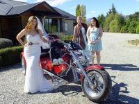 Wanaka Trike - Perfect for a wedding.