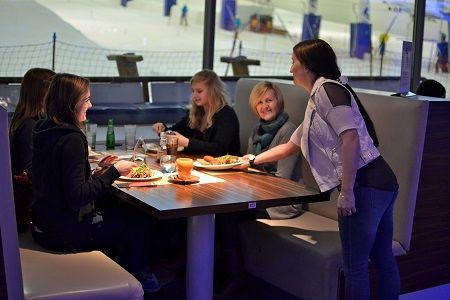 White Out vrijgezellenfeest in de sneeuw incl. diner - 1001activiteiten.nl