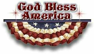 God has blessed America...Are we a blessing to HIM?
