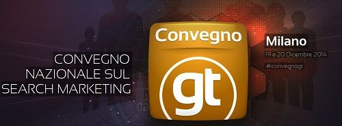 convegno gt 2014 #searchmarketing