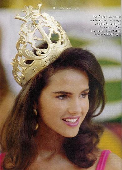 Paola Turbay Virreina universal 1991