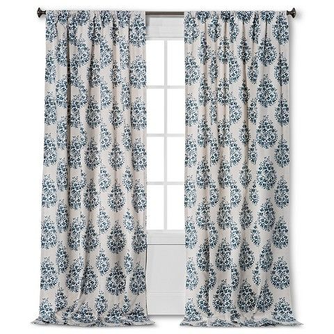 Curtains Ideas blue paisley shower curtain : 17 Best ideas about Paisley Curtains on Pinterest | Paisley fabric ...