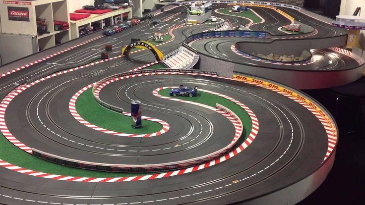 Video Coole Strecke Und Sehr Guter Fahrer Carrera