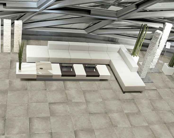 17 best images about concrete cement look tile on for Cement look tiles