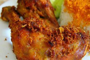 Resep ayam goreng lengkuas kremes