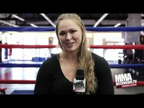 Ronda Rousey Feature Story: Prepping for Julia Budd at Strikeforce Challenge. Be part of the #ArmbarNation / visit RondaRousey.net