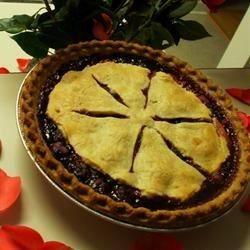 Bumbleberry Pie II Recipe - Allrecipes.com
