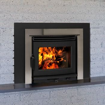 This Neo 1.6 Pacific Energy | Wood Fire Inserts can be significant source of wood heat for small spaces.  This fire place insert doesn't forgo fire ambiance.