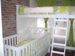 La solución para una habitación pequeña compartida