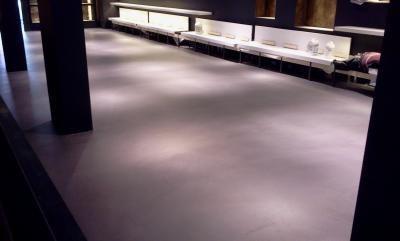 Betonlook vloer - Vloeren-site.nl van Berkers Vloerenbedrijf