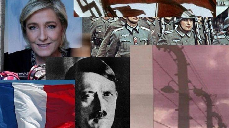 Le recours à Hitler, l'ultime arme des soutiens de Macron ?  CES DONNEUR DE LECONS HISTORIQUE  ONT T'ILS REGARDER CE QUI CE PASSE OU MOYEN ORIENT OU GAZA UNE PRISON A CIEL OUVERT  OU LE PAYS EST OCCUPER ?  ALORS LE DROIT INTERNATIONAL IL EST OU?  ON EST 2017 DONC BIEN DES CHOSES ONT CHANGE