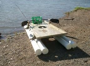 Image result for Small Pontoon Boat Plans