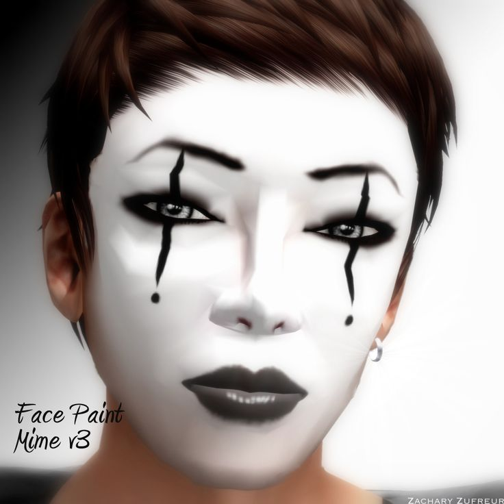 38 best costumes images on Pinterest | Mime makeup, Costumes and ...