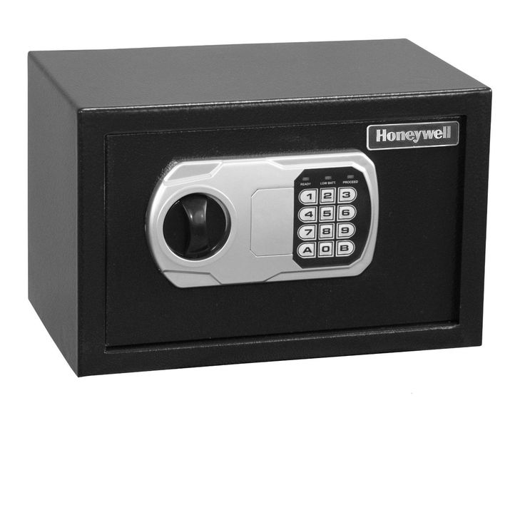 Honeywell .31 Cu.Ft. Small Steel Security Safe (EM101316) | Emporium.com