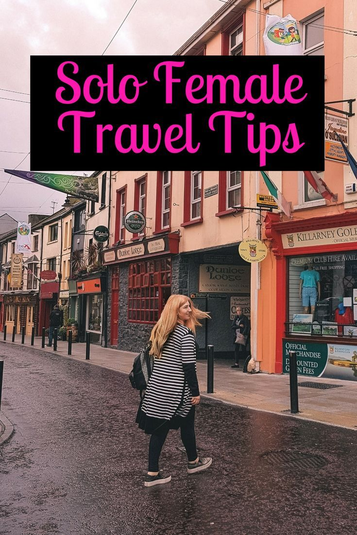 Solo female travel tips and advice about what to expect when you're planning your first trip traveling alone as a woman.  Answers to common questions: is it safe? is it lonely or boring?  #solotravel #femalesolotravel #solotraveler #solotraveling #femaletravel #femaletraveltips #traveltips #travelalone #traveling #solotraveltips #traveladvice #travelblog