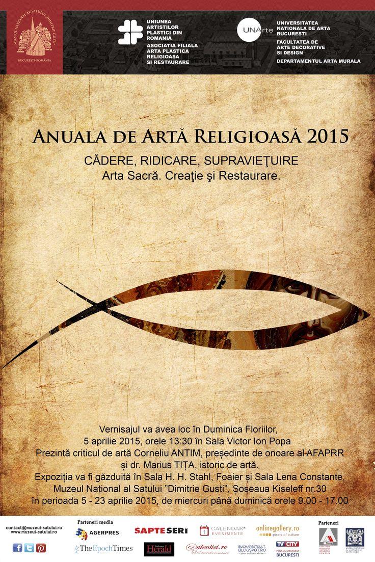 ANUALA DE ARTA RELIGIOASA  2015