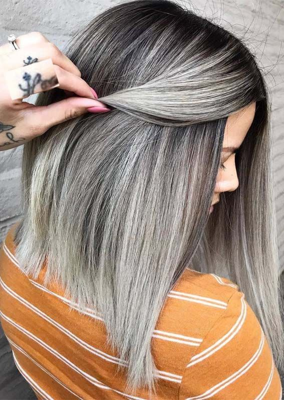 Incredible Ash Blonde Hair Styles For Women In 2019 With Images