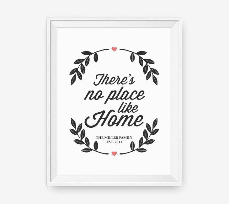 there 39 s no place like home softball. personalized house warming gift, there\u0027s no place like home, wedding sign, inspirations, there 39 s home softball