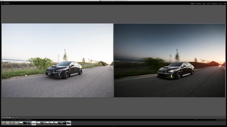 Bucur Before/After - 2015 Subaru WRX Virtual Rig Shot | by George.Bucur