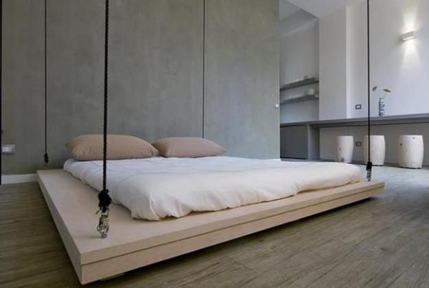 Raising Bed Design Turns Small Spaces into Multifunctional and Spacious Home Interiors