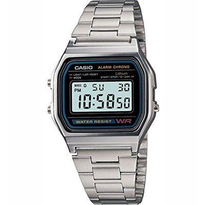 Chollo en Amazon España: Reloj Casio A158WA por solo 14,20€ (un 35% de descuento sobre el precio de venta recomendado)