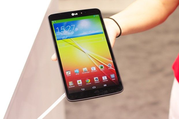 LG G Pad 8.3 Has featured Screen Full HD
