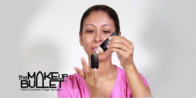 Vi presentiamo una vera novità per quanto riguarda i beauty tools, uno strumento che rivoluzionerà l'applicazione del fondotinta: conosciamo Makeup Bullet!
